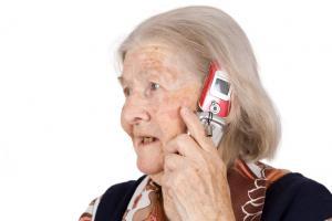 Grandma mobil